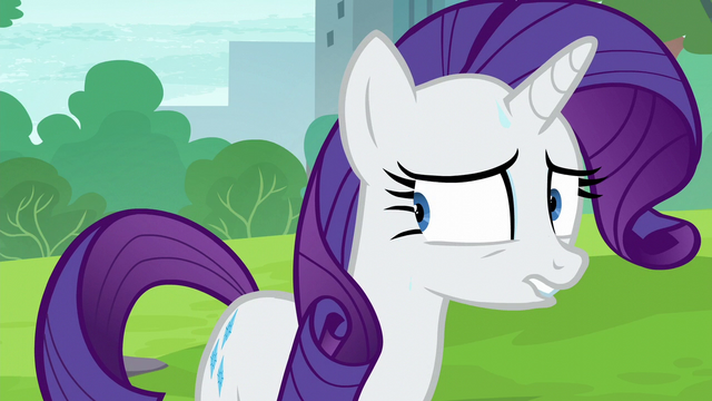 "File:Rarity ""Pinkie Pie had to give something up"" S6E3.png"