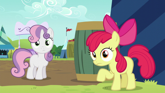 File:Apple Bloom and Sweetie Belle hears Orchard Blossom S5E17.png