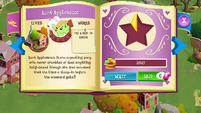 Auntie Applesauce album MLP mobile game