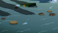 Cookies and zombie shadows on the ground S6E15.png