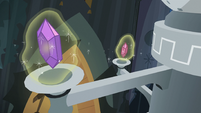 Elements moving towards Princess Celesta S4E02
