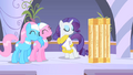 Rarity returns to the spa S1E20.png