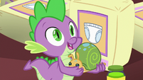 "Spike ""I take it Flurry named it?"" S7E3"