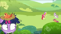 Twilight sees the CMC playing with a ball S2E03.png