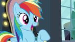 """Rainbow """"Would I?!"""" S5E15"""