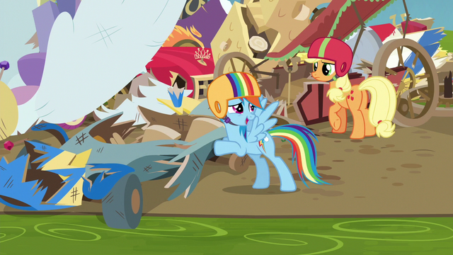 "File:Rainbow Dash ""it still counts as a win"" S6E14.png"