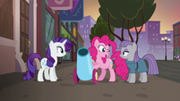 "Pinkie Pie ""how much of that stuff I go through"" S6E3"
