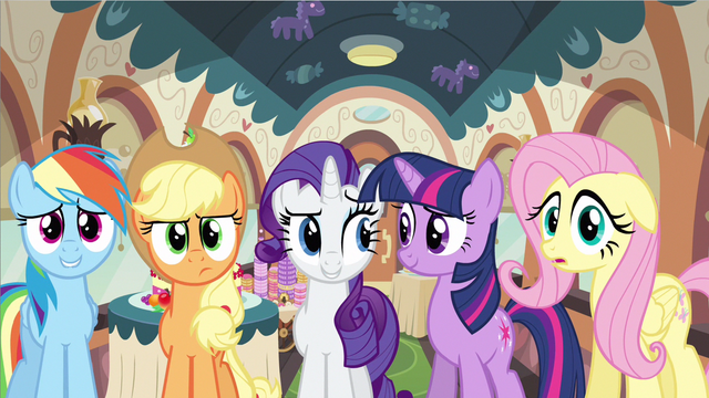 File:Rarity & the rest near laughs S2E24.png