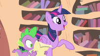 Twilight 'that's fantastic!' S4E11