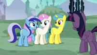 "Minuette ""I always liked her"" S5E12"
