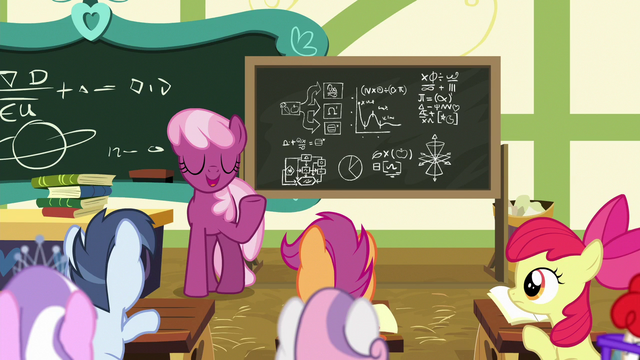 "File:Miss Cheerilee ""it's very important"" S6E14.png"