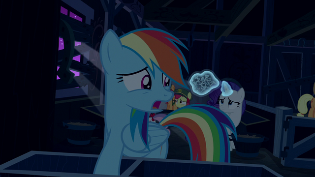 "File:Rainbow Dash ""did we lose them?"" S6E15.png"