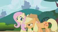 "Applejack ""why are we doing this?"" S1E04"