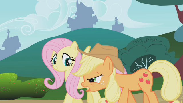 "File:Applejack ""why are we doing this?"" S1E04.png"