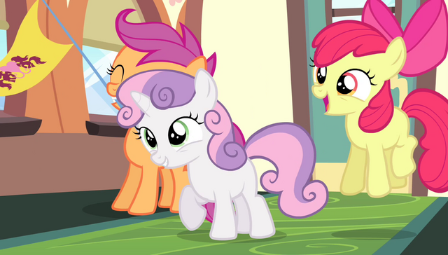File:Cutie Mark Crusaders cheering S4E24.png