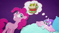 Flurry Heart thinking of a sandwich BFHHS2.png
