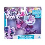 MLP The Movie Twilight Sparkle Seapony packaging