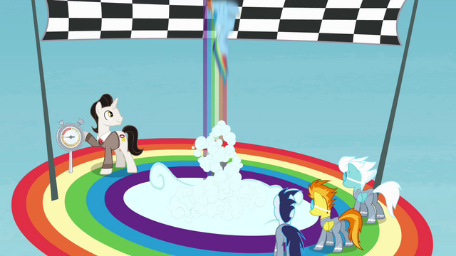 File:Rainbow crosses the finish line S4E10.png