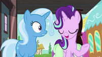 "Starlight ""they're gonna bond, share laughs"" S7E2"