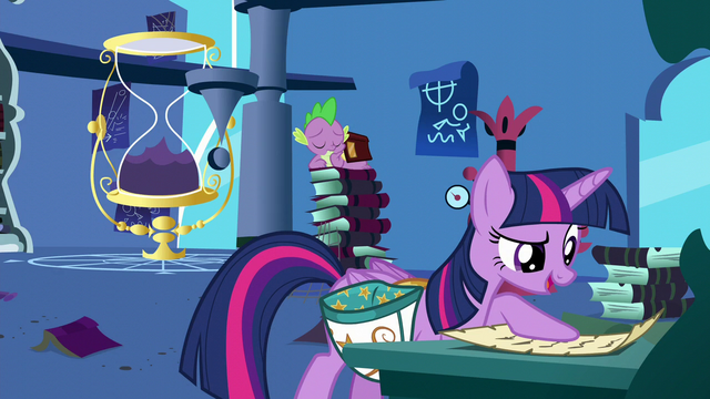 """File:Twilight """"I think I know where we can find Minuette!"""" S5E12.png"""