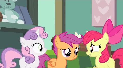 Мы друзья с огромным сердцем (реприза) Hearts Strong as Horses (Reprise)