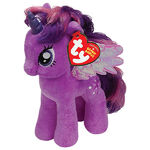 Alicorn Twilight Ty Beanie Baby