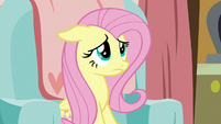 Fluttershy looking more discouraged S7E12
