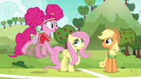 "Pinkie Pie super excited ""absolutely!"" S6E18"