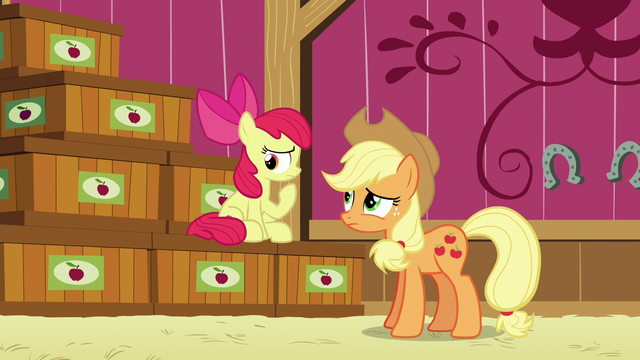File:Apple Bloom thinks about her answer S6E23.png