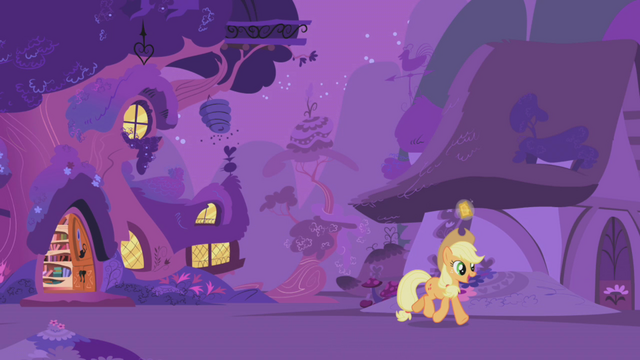 File:Applejack cute laugh S01E03.png