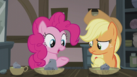 "Pinkie Pie ""...rock soup!"" S5E20"