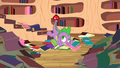 Spike checking S2E10.png