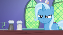 Trixie's transfiguration spell fails a third time S7E2