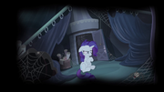 Future Rarity in rundown boutique S4E19