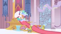 Princess Celestia's Throne Room Opening