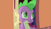Spike expected shadow S3E11