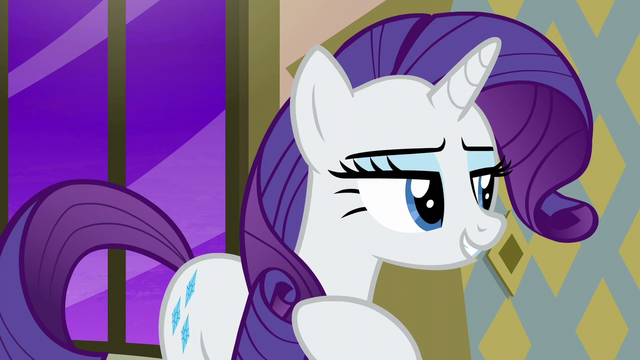 """File:Rarity """"we want to help our friends by"""" S6E12.png"""