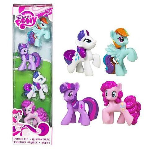 File:4 pack of mini-figure ponies.jpg