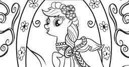 File:Applejack color-in image.jpg