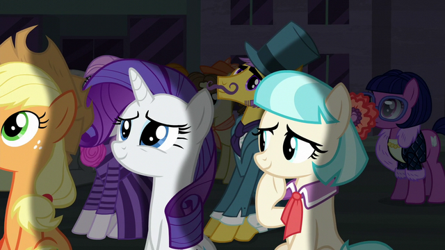 File:Coco Pommel pleased by the turnout S5E16.png
