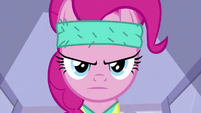 Pinkie Pie's Serious Face S2E18