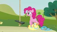 Pinkie Pie 'I did' S3E3