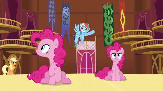 File:Pinkie Pie clone 'What, where' S3E3.png