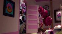 Pinkie Pie opens her stuffed closet (version 2) EGM1