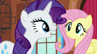 "Rarity ""give it some style"" S7E5"