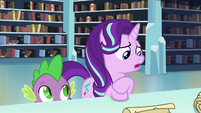 """Starlight """"Sunburst and I don't have anything in common anyway"""" S6E2"""