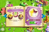 Uncle Orange album page MLP mobile game