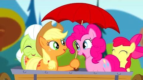 European Portuguese My Little Pony Apples To The Core - Reprise HD