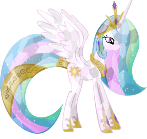 File:FANMADE Crystallized Celestia.png