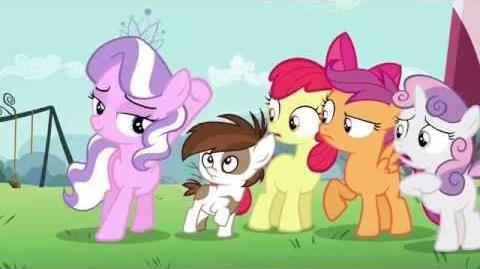 MLP FiM Music The Vote HD